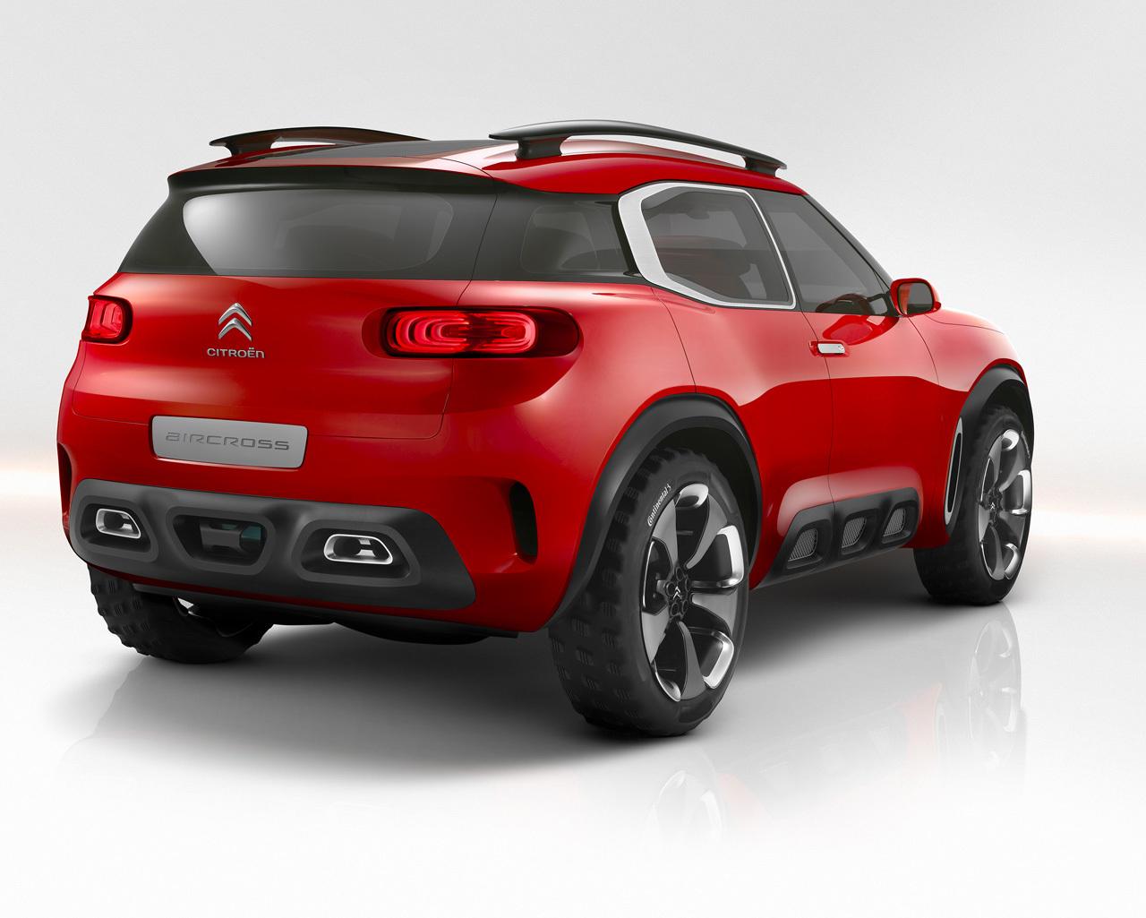 Foto de Citroën Aircross Concept (2/5)