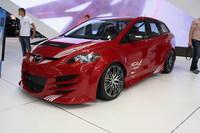 Mazda CX-7 por Kesselman: rusos tuneando japoneses