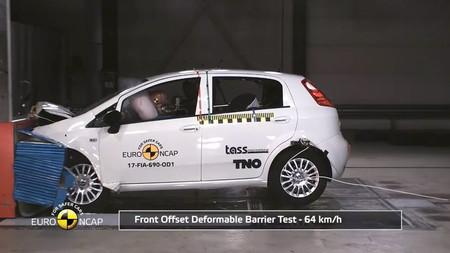 Fiat Punto Euro Ncap Cero Estrellas