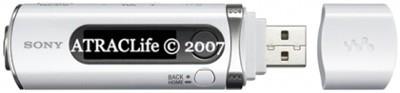 Sony B100, sin soporte de ATRAC