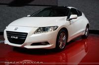 Honda CR-Z, híbrido y divertido