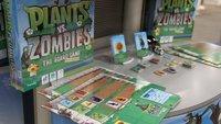 'Plantas contra Zombis' y su juego oficial de tablero