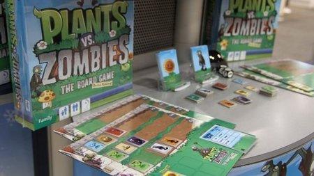 Plantas Contra Zombis Y Su Juego Oficial De Tablero