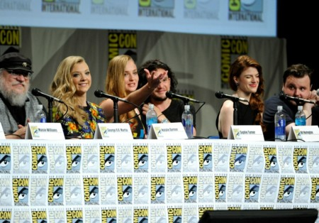 2014 Comic Con Game Of Thrones Panel
