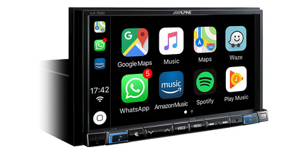 Radio Carplay Alpine