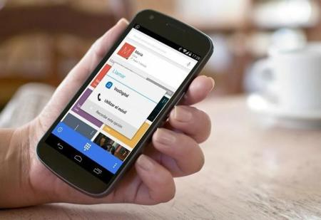 Las llamadas por vozIP de Tuenti se integran en la agenda de contactos de smartphones Android