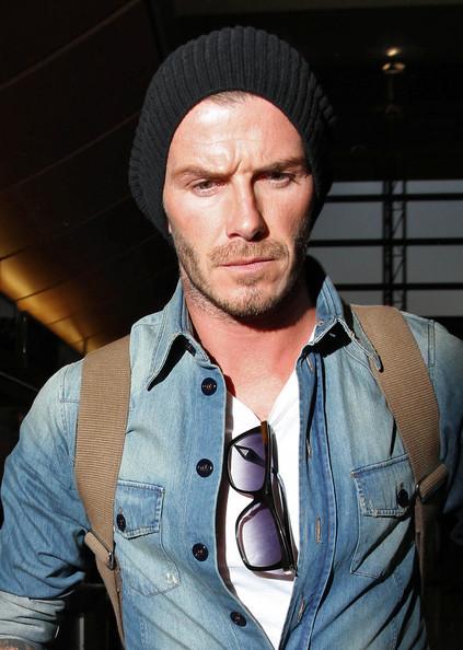 Foto de David Beckham con el nuevo tupé: trucos para ocultar las entradas y la caída del pelo (13/19)