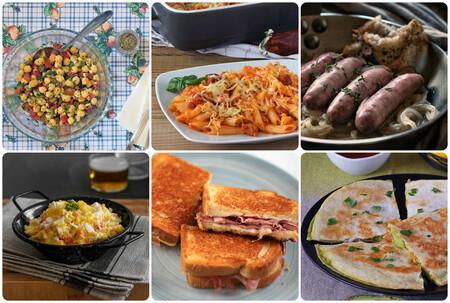 14 recetas fáciles de las que tiramos los editores de Directo al Paladar cuando estamos cansados de cocinar