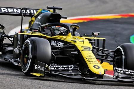 Ricciardo Belgica F1 2020