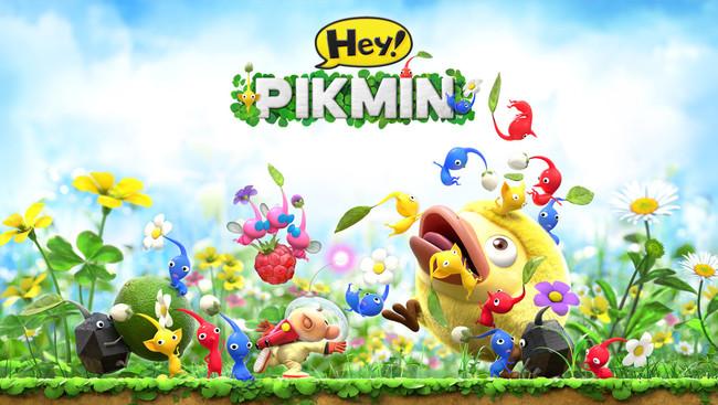 Hey Pikmin