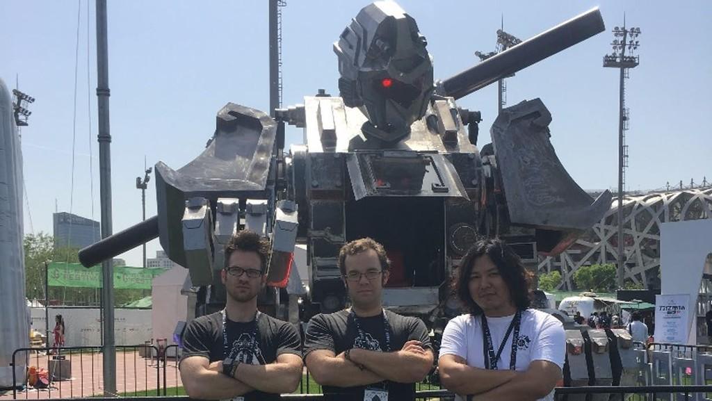 China Giant Robot Monkey King 4