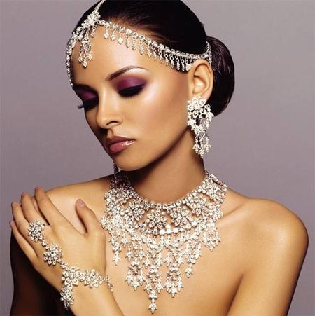 Arabia Jewellery 2012