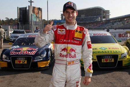Miguel Molina, segunda pole-position del año en Hockenheim