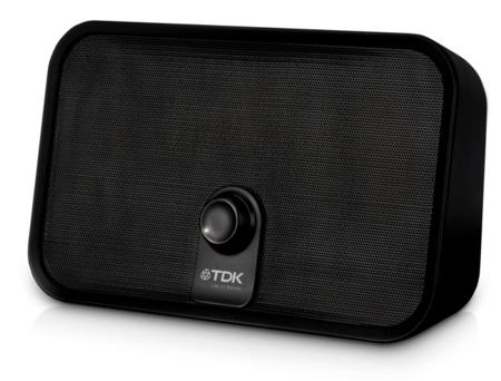 TDK TW-550, otra opción para tener música sin cables en casa