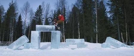 Tundra Trial con Dougie Lampkin