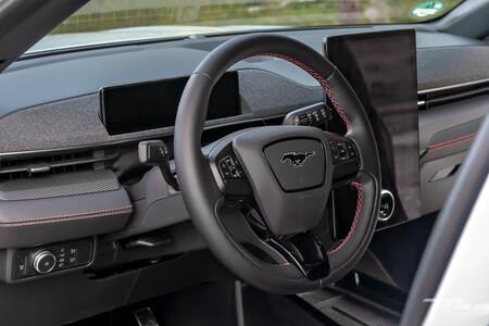 Ford Mustang Mach E Prueba