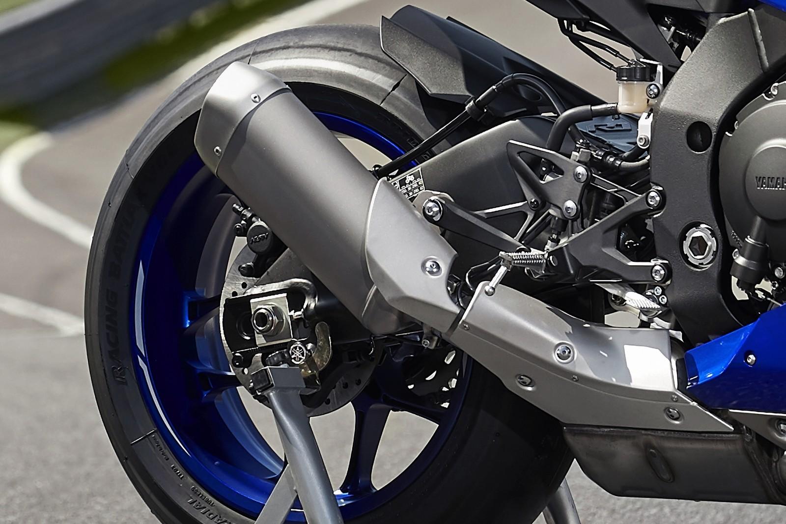 Foto de Yamaha YZF-R1 2020 (5/61)