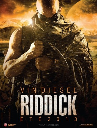 'Riddick',carteldelanuevasecuelade'PitchBlack'