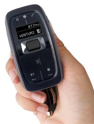 Venturi Mini, manos libres con emisor de FM