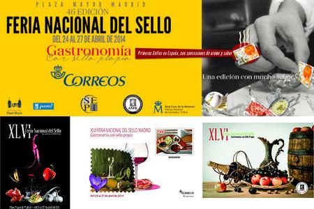 Gastronomía con sello propio en la 46ª edición de la Feria Nacional del Sello