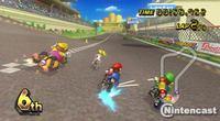 Nuevas imágenes e información sobre 'Mario Kart Wii'
