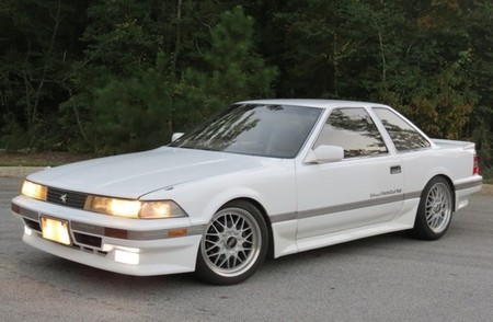 1989 Toyota Soarer Gt