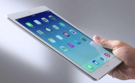 El iPad air bate a sus competidores en lo más importante en un tablet, la duración de su batería