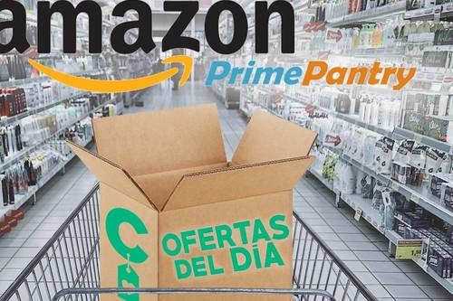 Mejores ofertas del 2 de diciembre para ahorrar en la cesta de la compra con Amazon Pantry