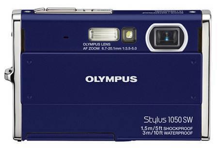 Olympus Stylus 1050 SW, resiste a los elementos