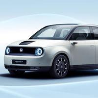 Honda e: así es el coche 100% eléctrico, urbano y con IA que nos propone 220 km de autonomía y un interior repleto de pantallas