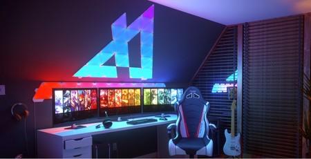 Aurora Rhythm quiere poner luces de colores a los sonidos ambientales de tu hogar