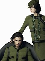 Un adelanto de la nueva campaña de Chanel