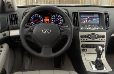Infiniti G35, coche con disco duro incorporado