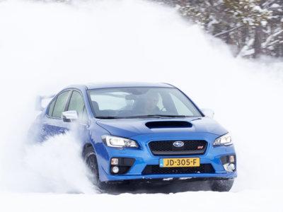Subaru Snow Drive 2016: disfrutando de... ¿la tracción total más efectiva del mercado?