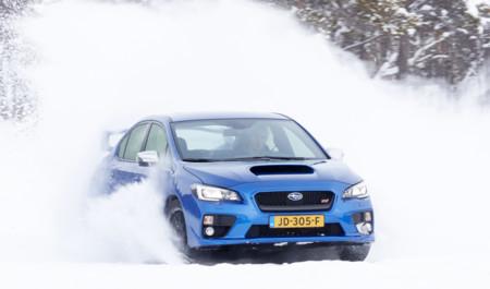 Subaru Snow Drive 2016: disfrutando de    ¿la tracción total