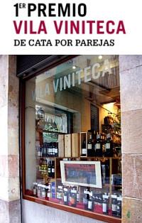 1er Premio Vila Viniteca de cata por parejas