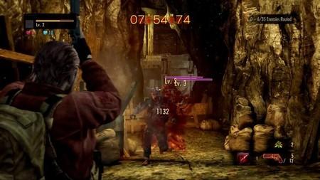 Casi 20 minutos del modo Asalto de Resident Evil Revelations 2 dan para mucho
