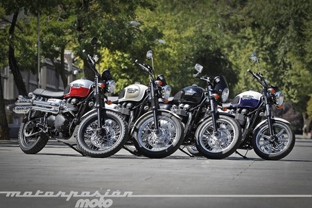 Gama Classics Triumph