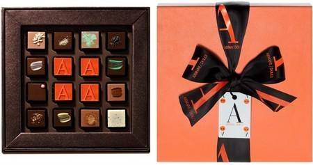Armani Dolci, chocolate para Halloween 2009: no hay trato
