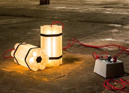 Estas lámparas de mesa y suelo son la bomba