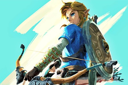 The Legend Of Zelda Breath Of The Wild Conferencia Nintendo E3 2016