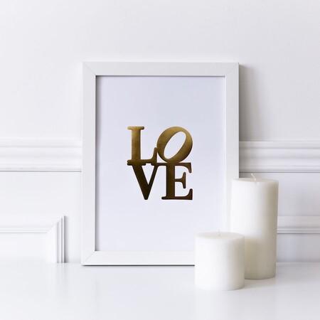 Love Lamina 30x40