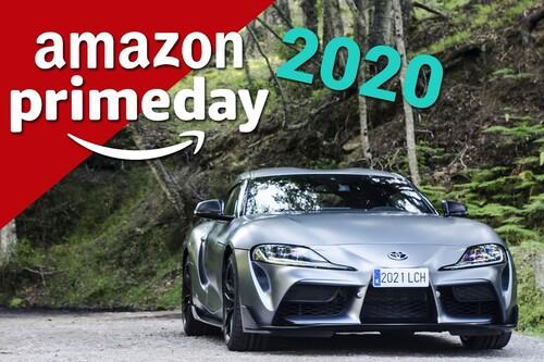 Amazon Prime Day 2020: las mejores ofertas en equipamiento y accesorios de coche