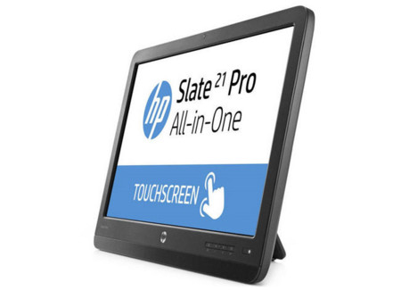 HP Slate21 Pro renueva la apuesta por los All-In-One Android