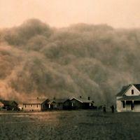 Cuando 2.000 millones de toneladas de polvo enterraron Estados Unidos: el 'Dust Bowl', un cambio climático en miniatura