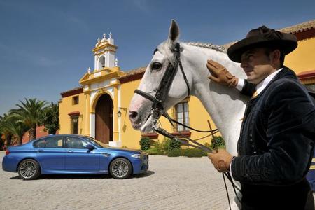 BMW M5 Sevilla