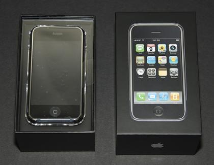 """iLounge publica las primeras fotos del """"desempaquetado"""" de un iPhone"""