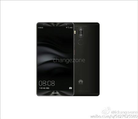 Huawei Mate 9 Renders 6