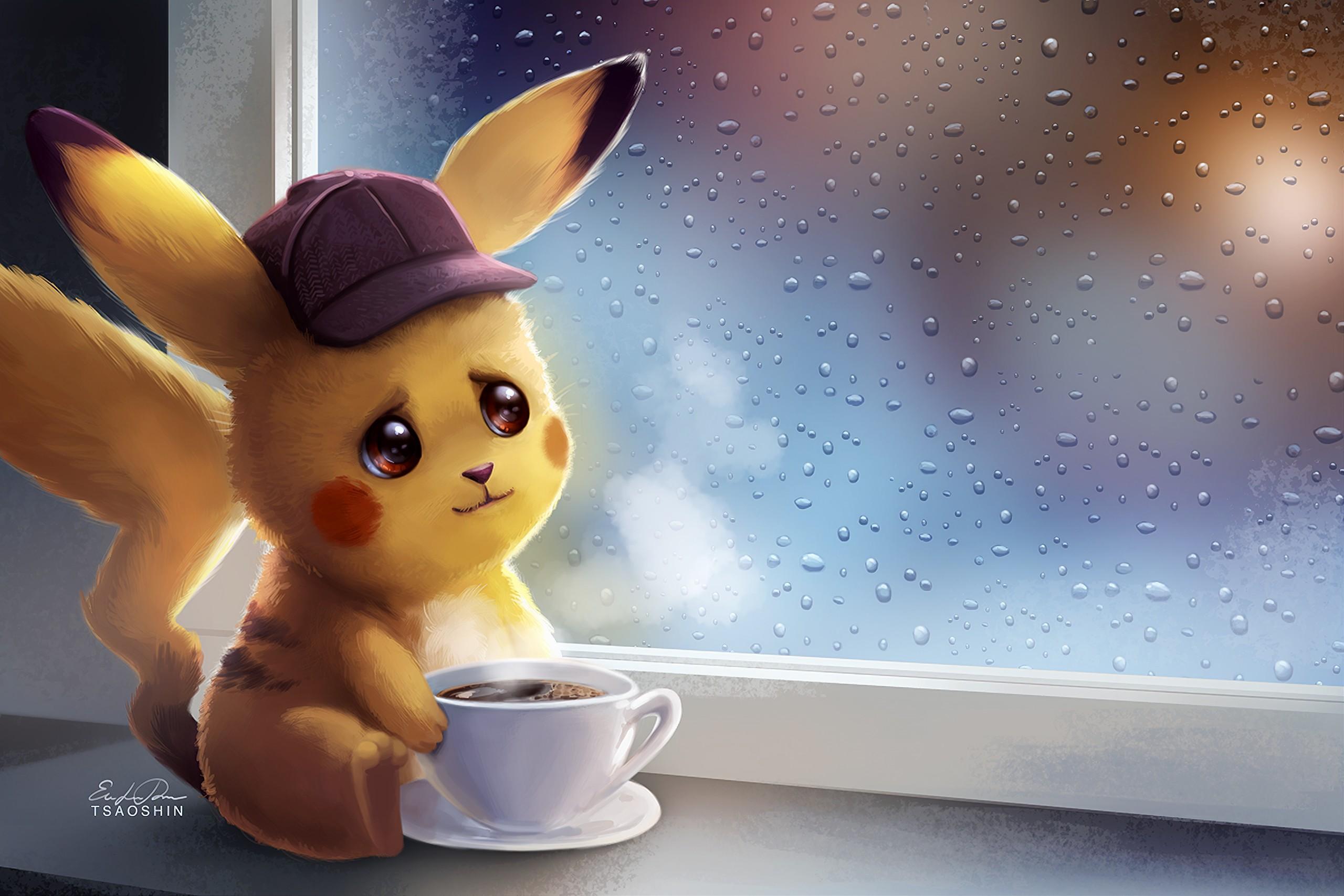 Foto de Fondos de pantalla de 'Detective Pikachu' (4/11)
