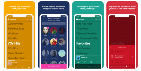 Spotify Station